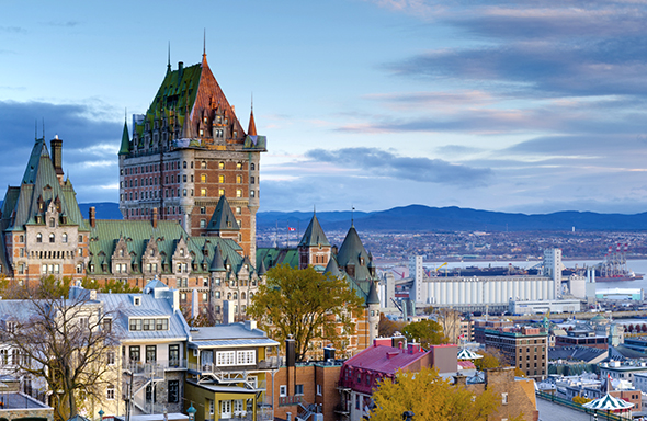Castillos de Canadá