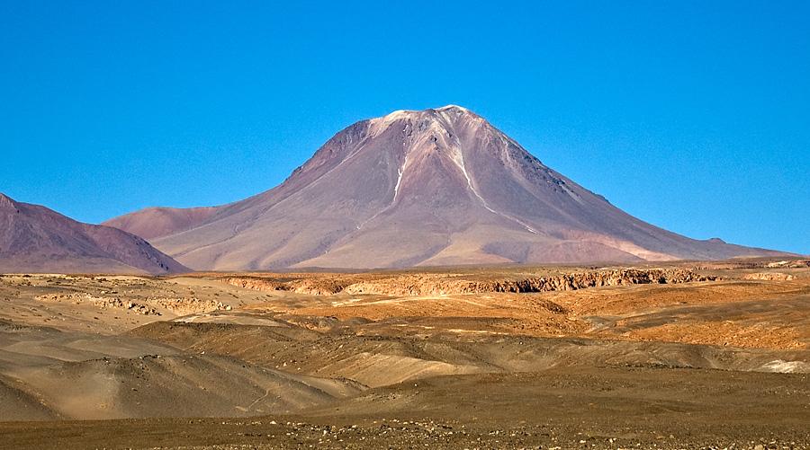 Atacama y Patagonia